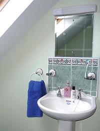 Lavabo dans le salle de bains